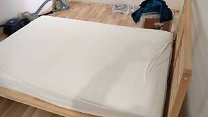 URGENT Double Bed with Mattress Wilson Canning Area Preview