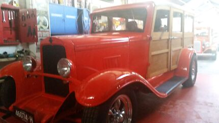 Street Rod 1929 Chev Woody Wagon Cranbourne Casey Area Preview