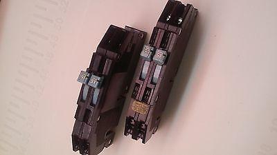 1 Twin Slim Line 15amp Zinscosylvania Breakers
