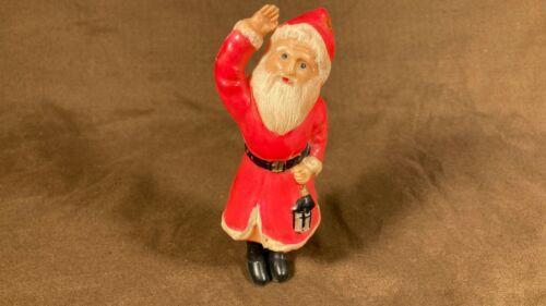 Vintage Antique 1920s 1930s Celluloid Santa Claus Christmas Plastic