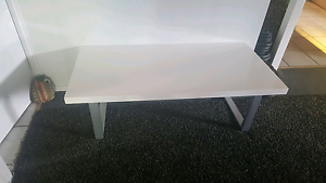 White glossy coffee table Kallangur Pine Rivers Area Preview