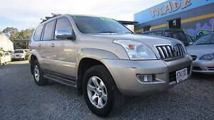 ***8 SEATER LANDCRUISER IN LEATHER*** Daisy Hill Logan Area Preview
