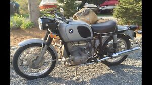 1971 BMW R50 /5 Only 13500 MILES !