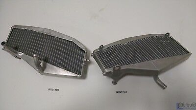 Erik Buell Racing EBR Motorcycle Right and Left RADIATORS Combo (TALEO)
