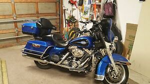 Reduced 2008 Harley Davidson Electra Glide Ultra Classic