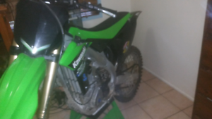 2012 Kawasaki 250 trail bike Cornubia Logan Area Preview
