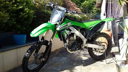 2012 KX250F Sell Cheap Today!