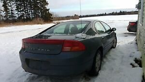 REDUCED! 2002 Chrysler Intrepid for parts