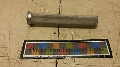 Nos Hyster Suction Screen Hydraulic Filter Hy334450 0.9