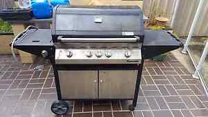 4 Burner BBQ Grays Point Sutherland Area Preview