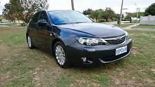 2007 Subaru Impreza G3 RX Hatchback 5dr Spts Auto 4sp AWD 2.0i [M South Fremantle Fremantle Area Preview