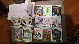 Nintendo Wii - console, controllers, board, games Stafford Heights Brisbane North West Preview