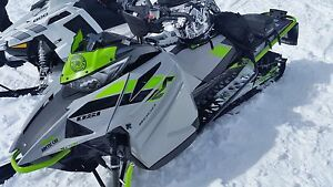 2018 Arctic Cat  M8 SnoPro Early Release