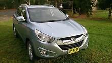2011 Hyundai IX35 Wagon LM MY11 Elite Blue Auto Priced to sell Coonamble Coonamble Area Preview