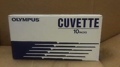 Olympus Zm279400 1 Box 10 Packs Cuvette