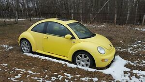 2000 yellow new beetle
