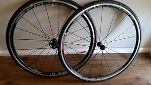 Road bike wheels, Fulcrum Warrnambool Warrnambool City Preview