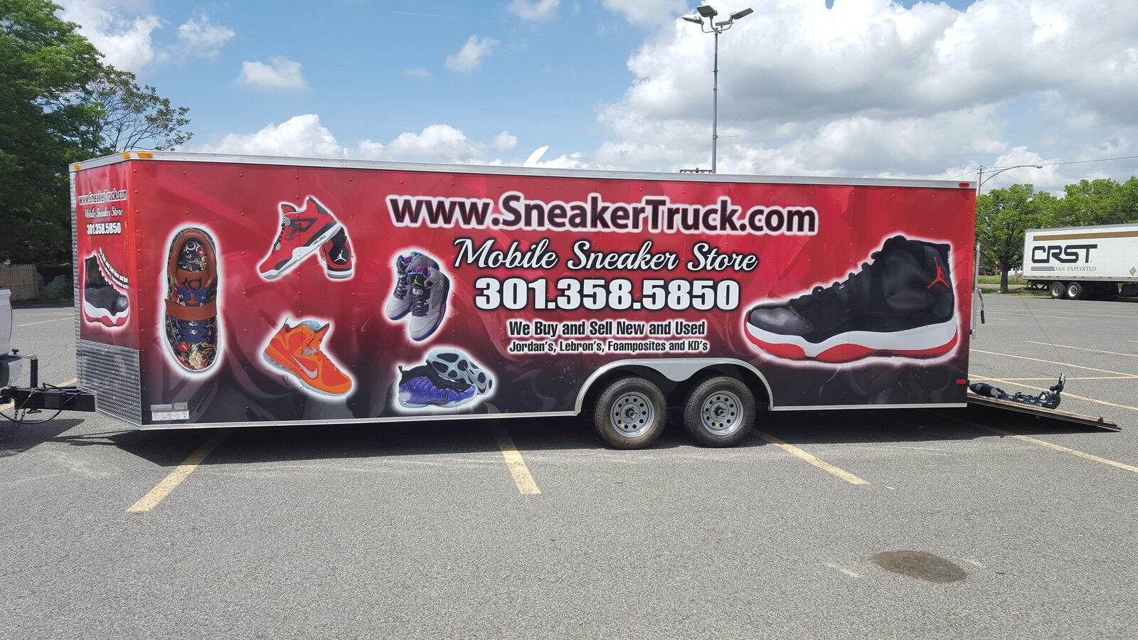 SneakerTruck.com 301-358-5850