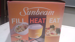 Sunbeam Hot Lunches Food Warmer Raymond Terrace Port Stephens Area Preview