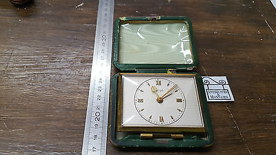 Alarm Clock Travelling Antique - Deco Vintage - Ne Working Pas REF17554