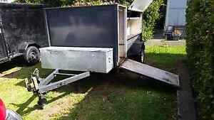 Mowing trailer 2004 model. Blacktown Blacktown Area Preview