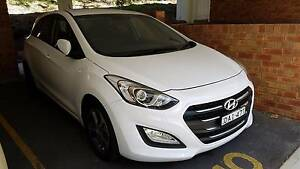 2015 MY16 Hyundai i30 turbo diesel Active X Macquarie Park Ryde Area Preview