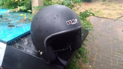 Motorcycle Helmet Lowrider