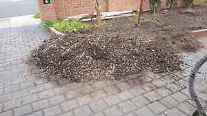 FREE white garden pebbles. 1m3 Bentleigh Glen Eira Area Preview