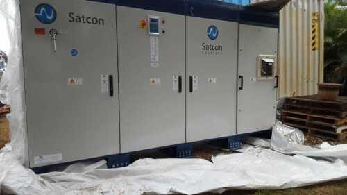 SATCON Equinox Solstice 500kW Solar NEW Inverter LOT