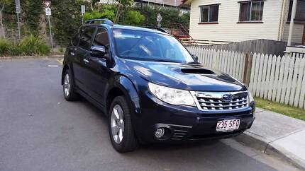 2012 Subaru Forester Wagon Woolloongabba Brisbane South West Preview