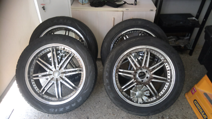 """20"""" 6xstud mags  ford/toyota/nissan$100ono"""