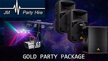 JM Party Hire *Speaker, Lighting, Event and Party Hire* West Perth Perth City Preview