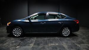 2015 Nissan Sentra S AC! POWER WINDOWS! PUSH TO START!