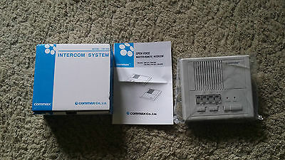 (Commax Intercom System CM-204 Open Voice Master Remote)
