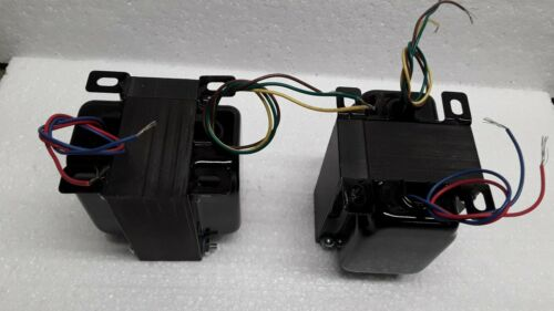Two Interstage transformers, SE to P_P grids