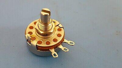Resistor Variable Potentiometer Allen Bradley 5k Ohm Type J 392-1607