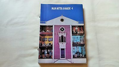MAN MYTH & MAGIC MAGAZINES VOLUME 4, 16 MAGAZINES
