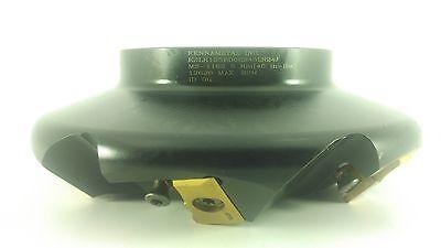 Kennametal Indexable Milling Cutter Kslr125b06rs45ln24j
