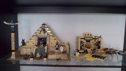 Lego sets Indiana Jones and  Pharaohs Quest Varsity Lakes Gold Coast South Preview