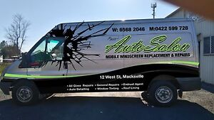 Windscreen replacement/repairs Macksville Nambucca Area Preview