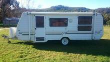 GAZAL INFINITY pop top 18ft caravan (Toy Hauler) Glen Huon Huon Valley Preview