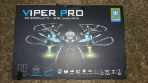 Viper pro high performance hd camera drone