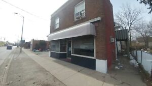 Commercial Storefront for Rent