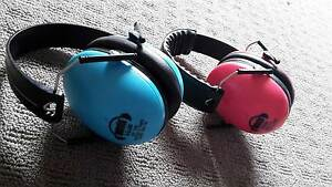 SAFETY EARMUFFS -- AGES 6 MONTHS - 4 YEARS ---- Hoppers Crossing Wyndham Area Preview