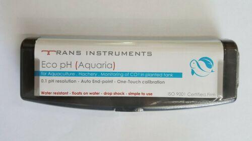 Trans Instruments ECO pH Meter for Koi Ponds * NEW DESIGN*