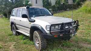 8 seater 80 series 4x4 Toyota Landcruiser Wagon with the lot.. Cannonvale Whitsundays Area Preview