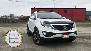 2012 Kia Sportage EX FWD | CLEAN CARPROOF | 2.4L | EVERYONE GETS