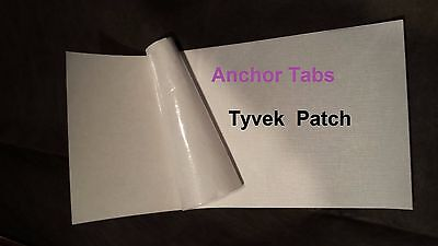 Dupont Tyvek Self Adhesive Patch for Class A Motorhome Covers