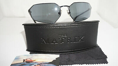Blinde New The Matrix Agent Smith Black Black Sunglasses Made Japan (Blinde Agent Smith Sunglasses)