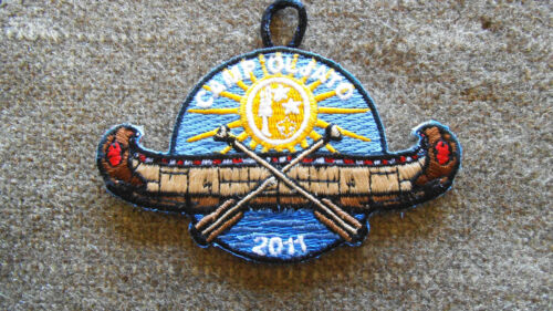 Boy Scouts   Pacific Skyline Council    2011 Camp Oljato Patch